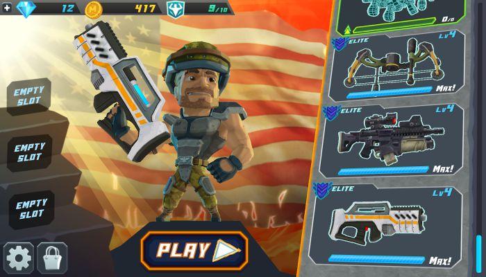 Major Mayhem 2 apk mod weapons
