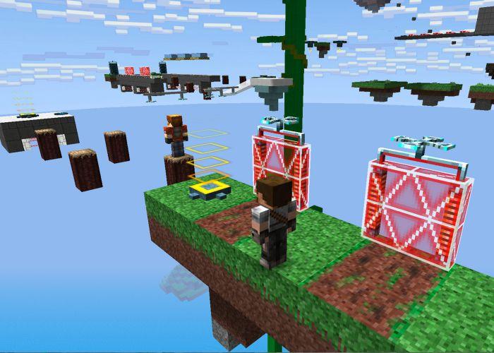 Pixel Gun 3D apk gameplay