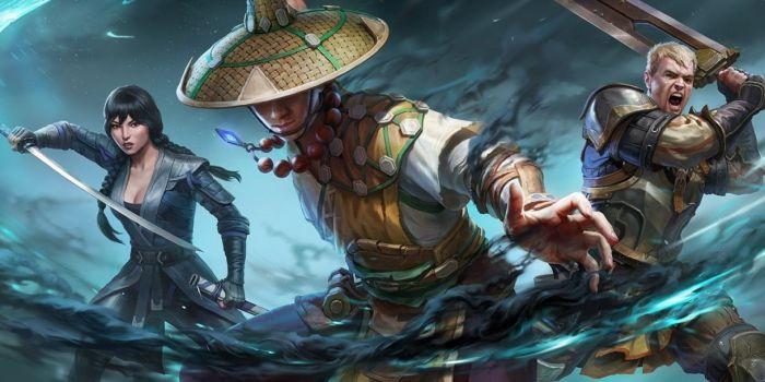 Shadow Fight 3 mod apk graphics 3D