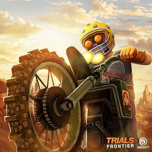 Trials Frontier mod apk icon