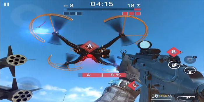 Warface mobile apk mod gameplay