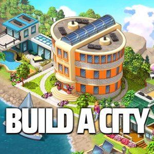 City Island 5 apk mod icon