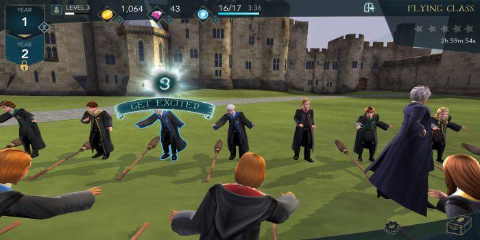Harry Potter Hogwarts Mystery Mod Power Apk V3 5 1 Download