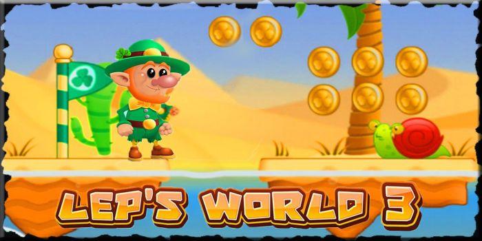 Lep's World 3 apk