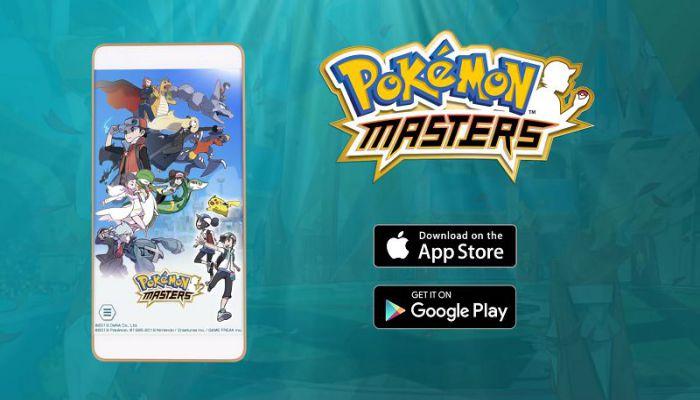 Pokémon Masters apk mod