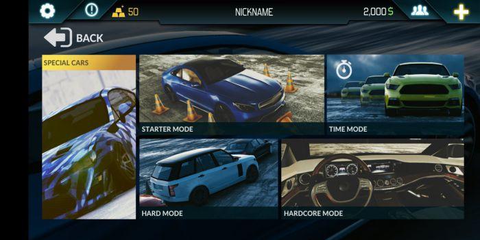 Real Car Parking 2 apk mod gamemode