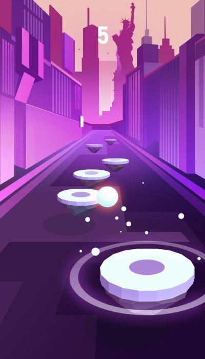 Hop BALL 3D apk mod gameHop BALL 3D apk mod game