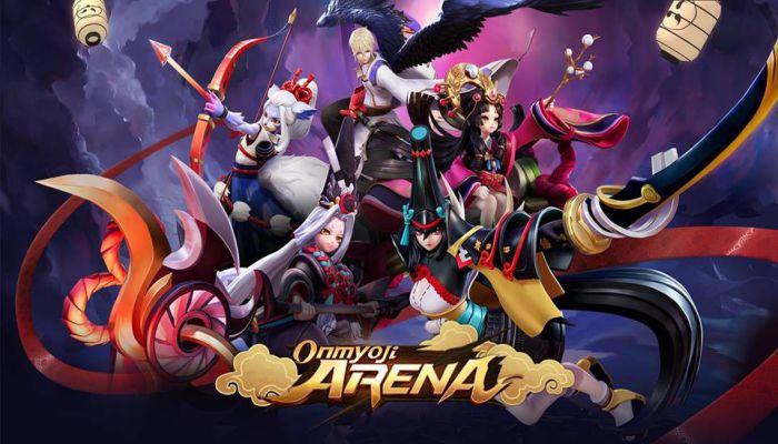 Top android moba game Onmyoji Arena