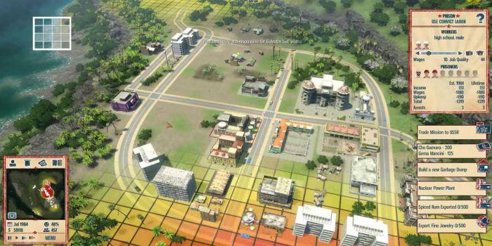Tropico mobile apk gameplay