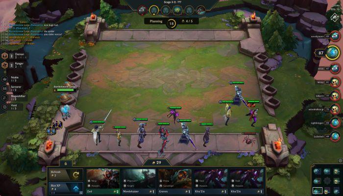 Teamfight Tactics mobile apk gameplay