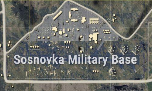 sosnovka-military-base