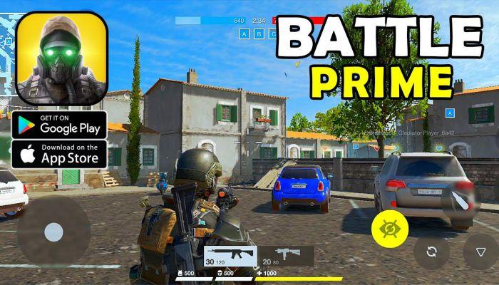 Battle Prime apk content download