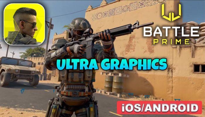 Battle Prime apk graphics downloasd