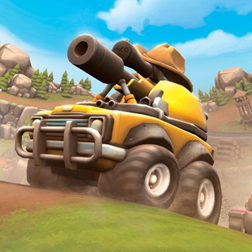 Pico Tanks apk mod icon download