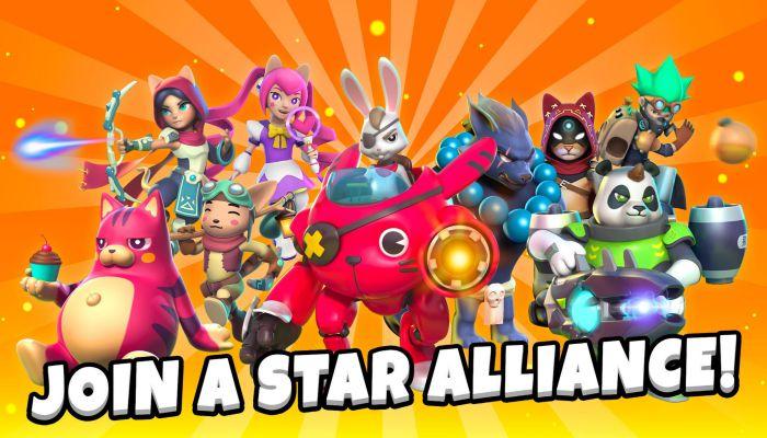 Stardust Battle APK character download