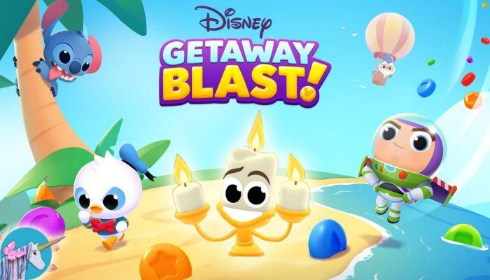 Disney Getaway Blast apk mod downloads