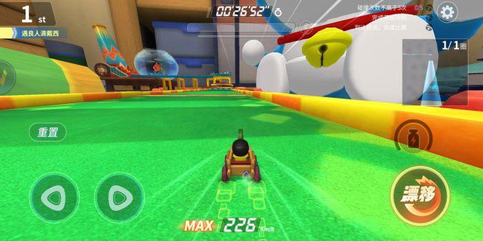 Doraemon Kart mod apk gameplay download