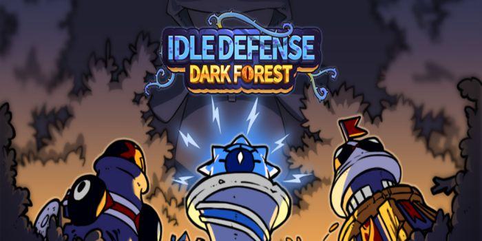 Idle Defense Dark Forest apk mod download