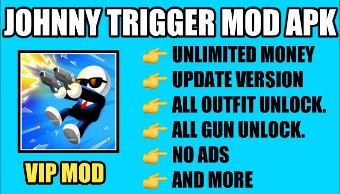 Johnny Trigger APK MOD unlimited money download