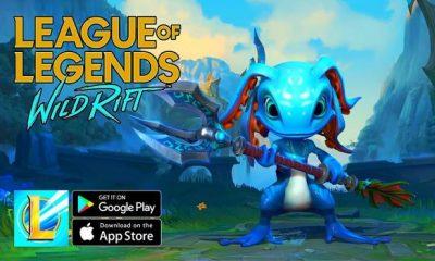 League of Legends-Wild Rift download icon
