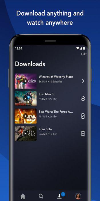 Disney + apk mod key download
