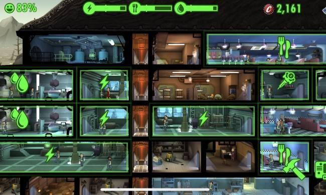 Fallout Shelter sizematter