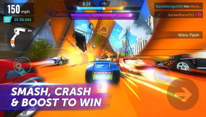 Hot-Wheels-Infinite-Loop-apk mod skill download