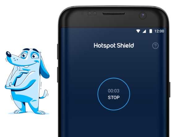 Hotspot Shield VPN apk 1