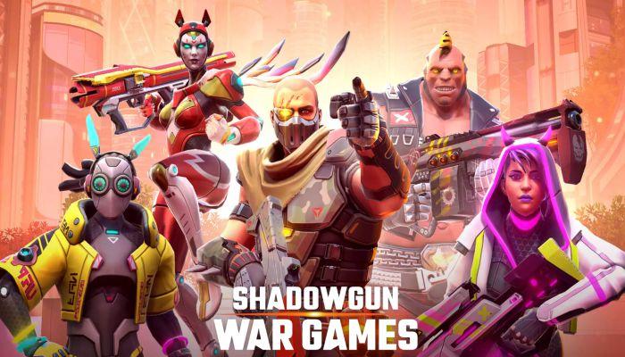 Shadowgun War Games APK v0.1.1 Download for Android
