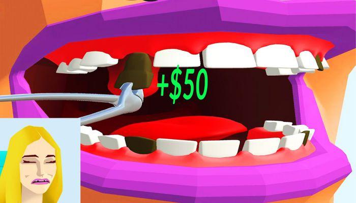 Bling Dentist mod apk gameplay download