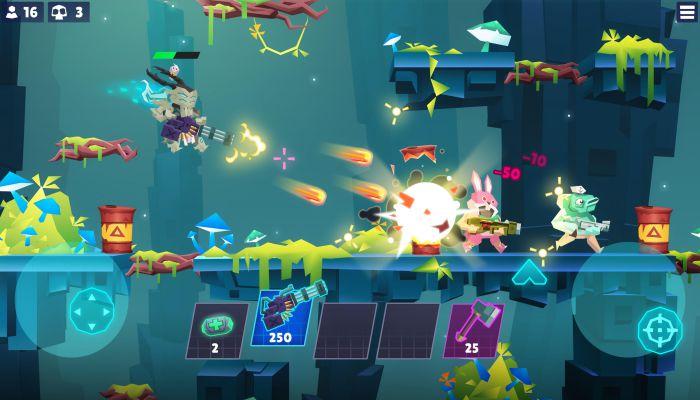 Bullet League mod apk gameplay download