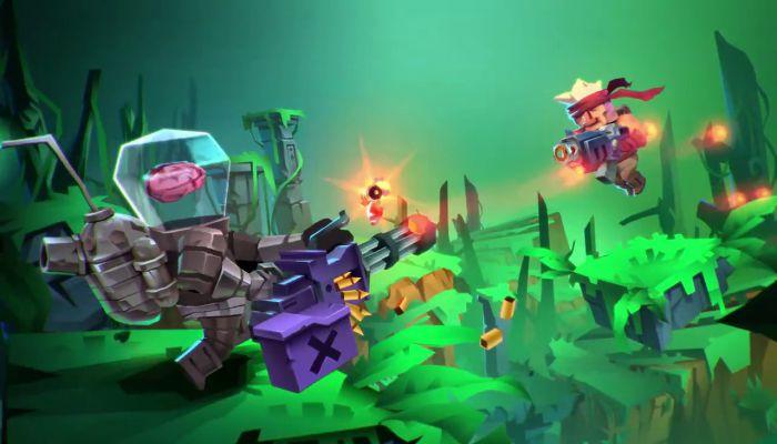 Bullet League mod apk graphics download