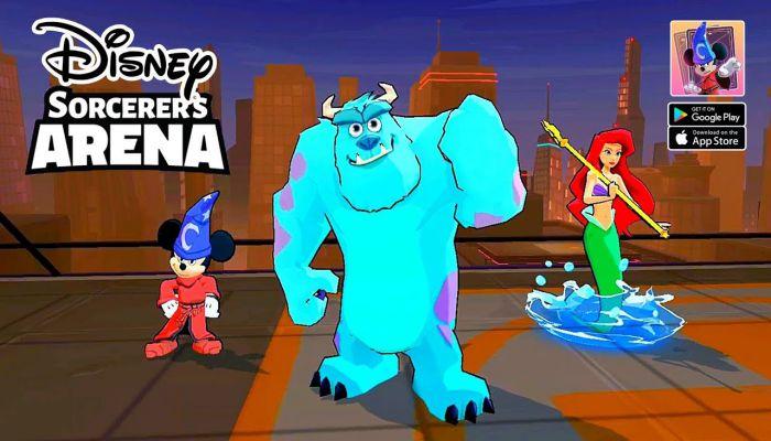Disney Sorcerer's Arena mod apk download