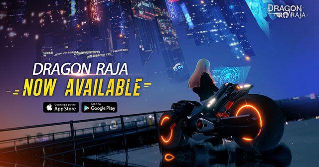 Dragon Raja mod apk download