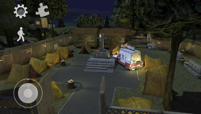 Ice Scream 3 APK mod controls download