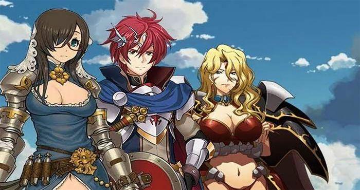 Langrisser mod apk anime download