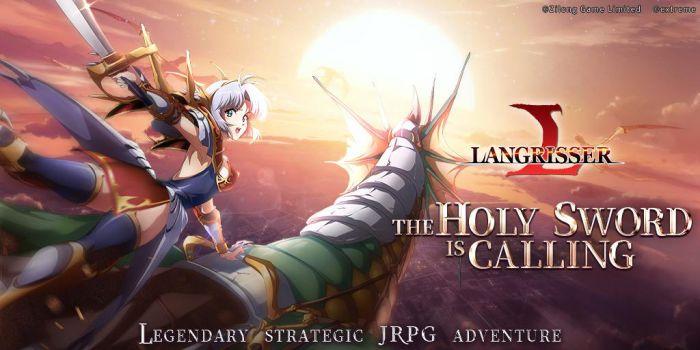 Langrisser mod apk graphics download