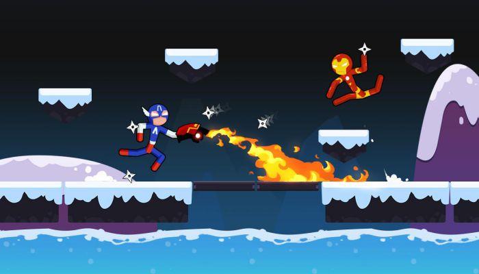 Stickman Fighting mod apk graphics download