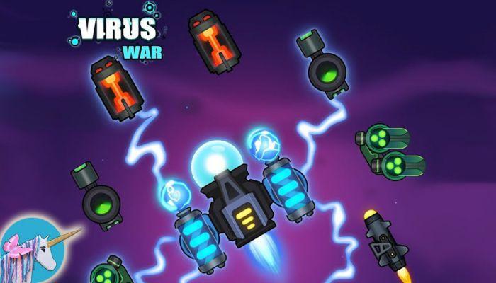 Virus War mod apk gameplay download