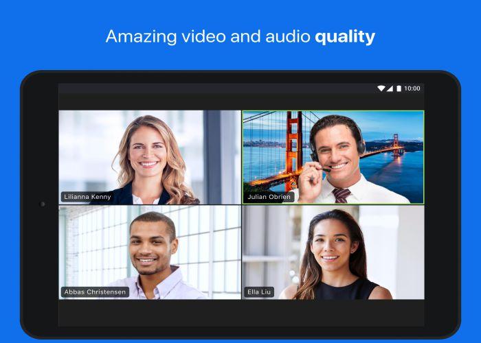 ZOOM Cloud Meetings apk call video download