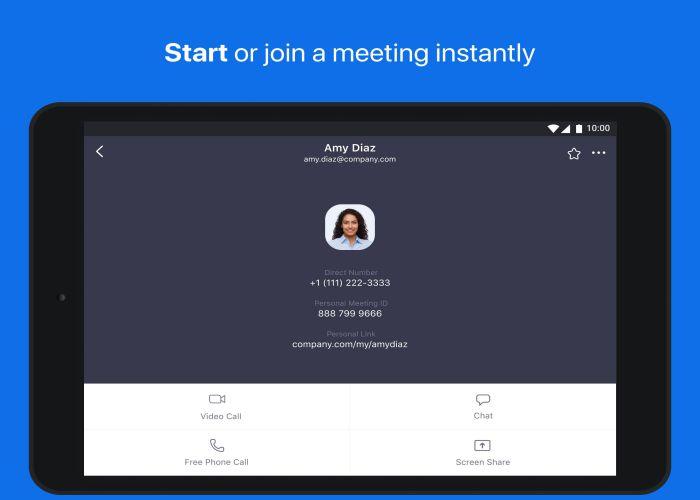 ZOOM Cloud Meetings apk download