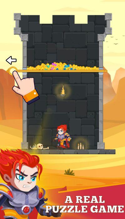 Hero Rescue APK MOD download