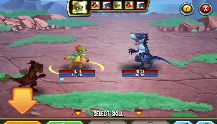 Monster Legends mod apk fight download