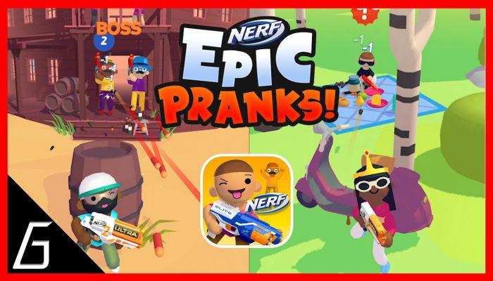 NERF Epic Pranks! mod apk download