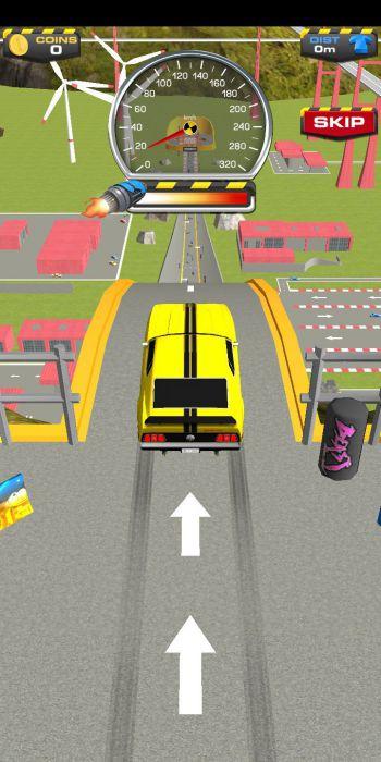 Ramp Car Jumping gameplay download