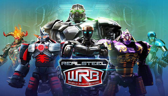 Real Steel WRB apk mod download