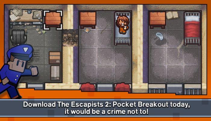 The Escapists 2 Pocket Breakout mod apk content download