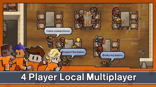 The Escapists 2 Pocket Breakout mod apk multi download
