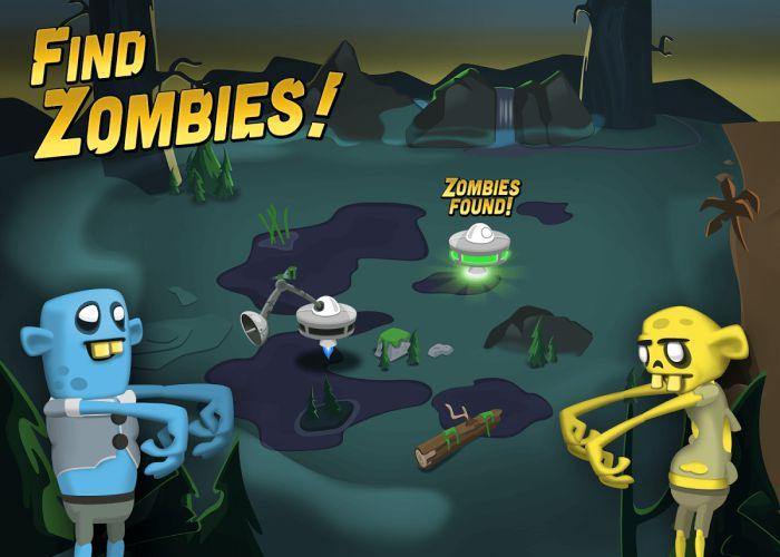 Zombie Catchers mod apk story download