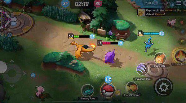 Pokemon Unite apk mod download